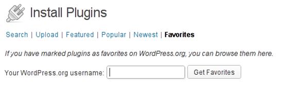 favorite-plugins