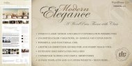 Modern Elegance Theme by ThemeForest
